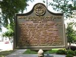 Seven Governors Marker, Monroe, GA