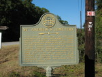 St. Andrews Cemetery Marker, Darien, GA