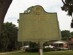 St. Cyprians Episcopal Marker Darien, GA