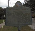 St. Peters Episcopal Marker (Old) Fernandina Beach, FL