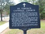 St. Teresa Catholic Marker, Albany, GA