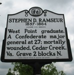 Stephen Ramseur Marker, Lincolnton, NC