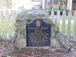 Stewart-Merry House Marker, Micanopy, FL