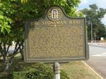 Stoneman Raid Marker, Macon, GA