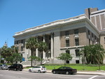 Former U.S. Courthouse Building and Downtown Postal Station, Tampa, FL by George Lansing Taylor Jr.