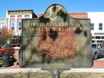 Templeton Reid Mint Marker, Gainesville, GA