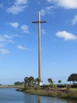 The Great Cross, St. Augustine, FL by George Lansing Taylor Jr.