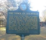 Town of Ellaville Marker, Ellaville, FL
