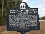 Turpentine Industry Marker (Reverse), Gainesville, FL