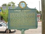 Union County Marker (Reverse), Lakeland, FL