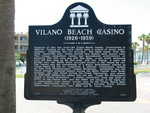Vilano Beach Casino Marker, St. Augustine, FL