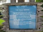 Villa Marine Hotel Marker, Melbourne Beach, FL