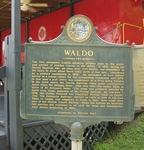 Waldo Marker (Obverse), Waldo, FL