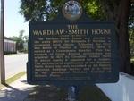 Wardlaw Smith House Marker, Madison, FL