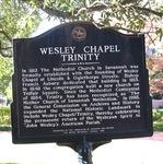 Wesley Chapel Trinity Marker, Savannah, GA