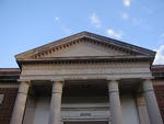 Post Office (30650) Pediment, Madison, GA