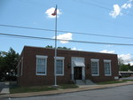 Post Office (31055) 2 McRae, GA by George Lansing Taylor Jr.