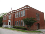 Old Monroe High School, Munroe, GA by George Lansing Taylor Jr.