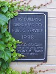 Post Office (60517) Plaque, Woodridge, IL