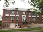 Rondthaler Hall North Carolina School for the Deaf, Morganton, NC by George Lansing Taylor Jr.