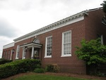 Post Office (28092) Lincolnton, NC by George Lansing Taylor Jr.