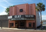 Clay Theater, Green Cove Springs, FL by George Lansing Taylor Jr.