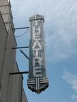 Grand Theater Neon Sign, Fitzgerald, GA