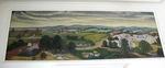 Post Office (29180) Mural, Winnsboro, SC by George Lansing Taylor Jr.