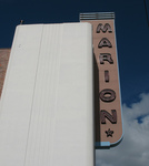 Marion Theater Sign, Ocala FL