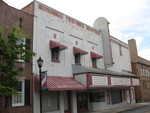 Old Theater, Chester, SC by George Lansing Taylor Jr.