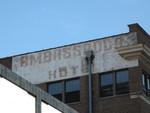Ambassador Hotel Sign, Jacksonville, FL by George Lansing Taylor Jr.