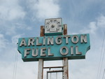 Arlington Fuel Oil Sign, Jacksonville, FL