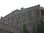 Bayer Pills Sign, Savannah, GA