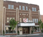 Old Webb Theatre, Gastonia NC by George Lansing Taylor Jr.