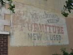 Buckner Bros. Furniture Sign, Crescent City, FL