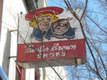 Buster Brown Shoes Sign, Thomasville, GA