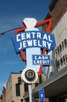 Central Jewelry Sign, Tifton, GA
