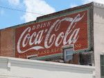 Coca Cola Sign, Marianna, FL by George Lansing Taylor Jr.