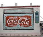 Coca Cola Sign, Quincy, FL