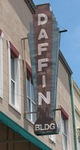 Daffin Building Neon Sign, Marianna, FL by George Lansing Taylor Jr.