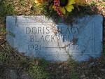 Doris Heagy Blackwell gravestone Archer, FL by George Lansing Taylor Jr.