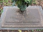 Deborah K. Taylor gravestone Jacksonville, FL by George Lansing Taylor Jr.