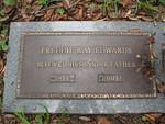 Freddie Ray Edwards gravestone Jacksonville, FL by George Lansing Taylor Jr.