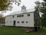 Afton Inn Barn Wolfeboro NH by George Lansing Taylor, Jr.