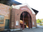 Doubleday Field Entry Cooperstown NY by George Lansing Taylor, Jr.