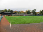 Doubleday Field Right Field Cooperstown NY by George Lansing Taylor, Jr.