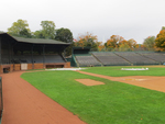 Doubleday Field Home to First Cooperstown NY by George Lansing Taylor, Jr.