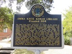 Emma Knox Kenan Library, Geneva, Alabama by George Lansing Taylor, Jr.
