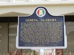 Geneva Alabama Marker (Obverse) by George Lansing Taylor, Jr.