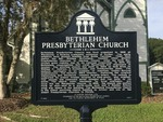 Bethlehem Presbyterian Church Marker F-960, Archer, FL by George Lansing Taylor, Jr.